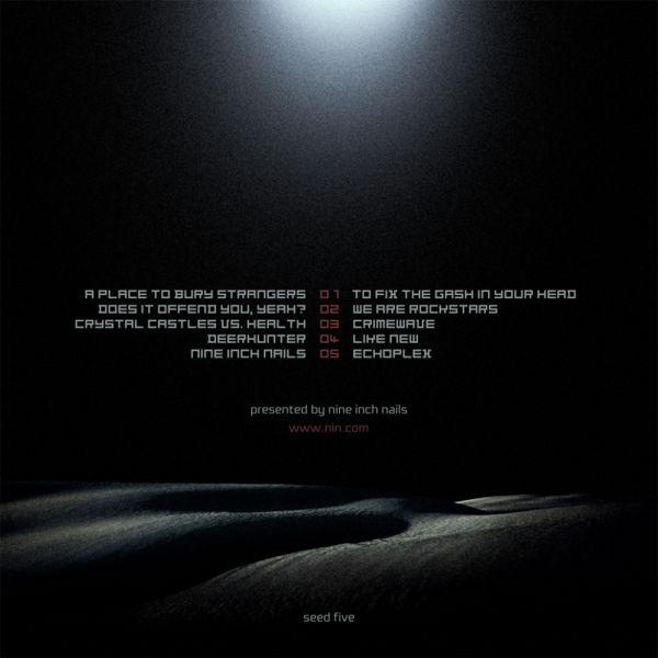 Nine Inch Nails Megathread 2 - Redemption - - General Discussion - Forum